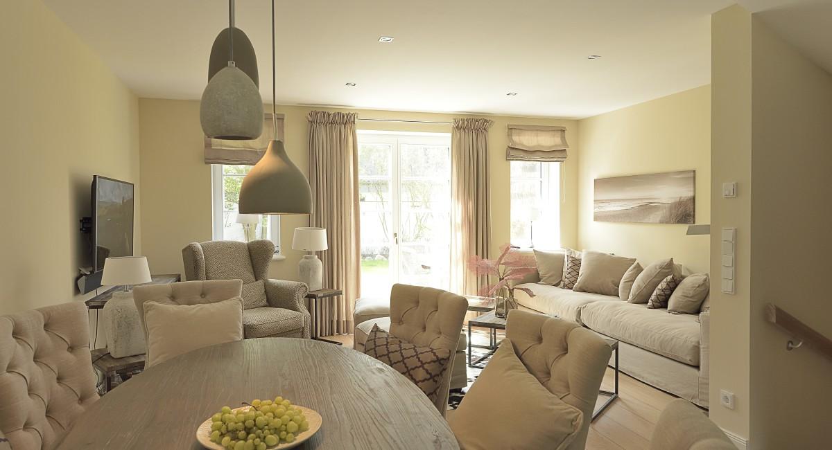 Luxus Ferienwohnung in Westerland | Ocean House